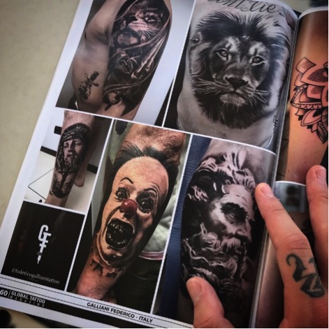 global tattoo magazine