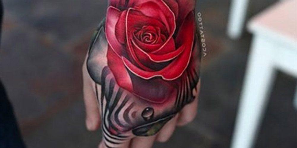 Tatuaggi Con Fiori Quali Scegliere E Dove Farli Federico